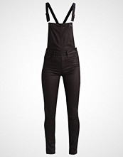 G-Star GStar 3301 US HW 3D SKINNY OVERALL S/LESS Jumpsuit distro black superstretch