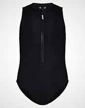 Calvin Klein Swimwear CHEEKY  Badedrakt black
