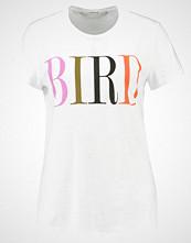 Gestuz Tshirts med print bright white