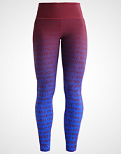 Adidas by Stella McCartney MIRACLE Tights cherry wood/bold blue