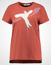 Gestuz MERCIE Tshirts med print canyon rose