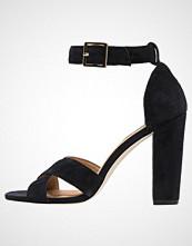 KIOMI Sandaler med høye hæler dark blue