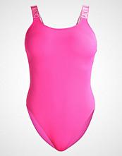 Calvin Klein Swimwear SQUARE SCOOP INTENSE POWER Badedrakt purple