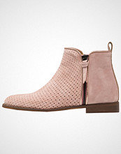 Lamica WINTON  Ankelboots tea rose/bossato metal