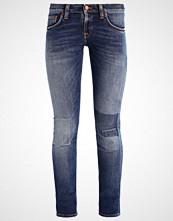 Nudie Jeans LONG JOHN Slim fit jeans blue denim