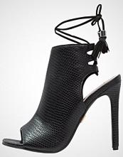 Lost Ink MILLIE Sandaler med høye hæler black