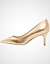 ALDO HARLY Klassiske pumps gold