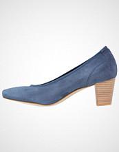 PERLATO Klassiske pumps jeans