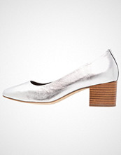 Office MADDY Klassiske pumps silver