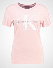 Calvin Klein SHRUNKEN TRUE ICON  Tshirts med print rose