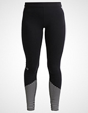Under Armour Tights black/white/metallic silver