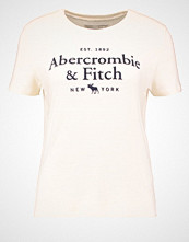 Abercrombie & Fitch LITTLE BOY Tshirts med print white