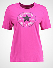 Converse CORE SOLID CHUCK PATCH Tshirts med print magenta glow
