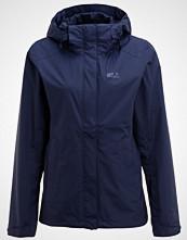 Jack Wolfskin SEVEN LAKES  Hardshell jacket midnight blue