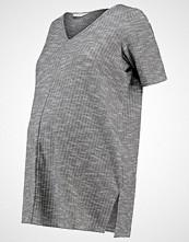 DP Maternity Tshirts med print black
