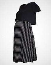 Zalando Essentials Maternity Jerseykjole black/offwhite