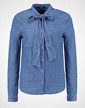 Only ONLBOW Skjorte medium blue denim