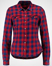 Only ONLROCK  Skjorte dark blue denim