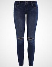 Only ONLCORAL Jeans Skinny Fit dark blue denim
