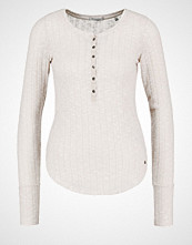 Abercrombie & Fitch COZY  Jumper oatmeal