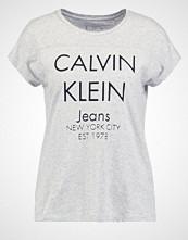 Calvin Klein Tshirts med print grey