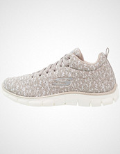 Skechers EMPIRE CONNECTIONS  Joggesko taupe