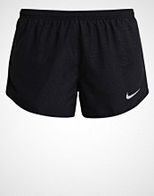 Nike Performance DRY MODERN TEMPO EMBOSSED Sports shorts black/reflective silver