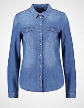 Only ONLROCK Skjorte medium blue denim
