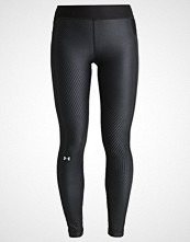 Under Armour Tights black/metallic silver