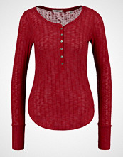 Abercrombie & Fitch COZY  Jumper red