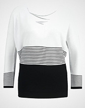 Morgan MIGRI Jumper blanc/noir