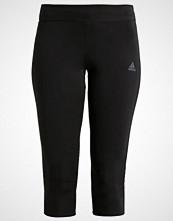 Adidas Performance 3/4 sports trousers black