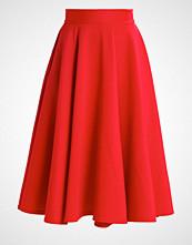 Closet Aline skjørt bright red