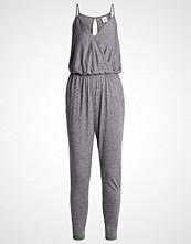 Selected Femme SFBINA Jumpsuit light grey melange