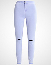 New Look HALLIE Jeans Skinny Fit light blue