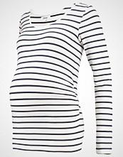 Zalando Essentials Maternity Topper langermet navy/offwhite