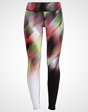 Nike Performance POWER EPIC LUX  Tights black/reflective silver