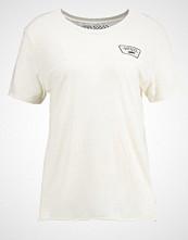 Vans FULL PATCH Tshirts med print white sand