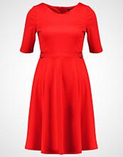 Wallis Jerseykjole red