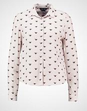 New Look Skjorte black pattern