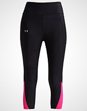 Under Armour FLY BY  Tights black/tropic pink