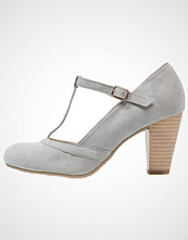 Pier One Klassiske pumps grey