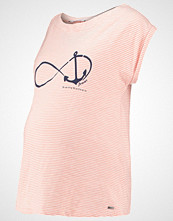bellybutton Tshirts med print coral almond/rose