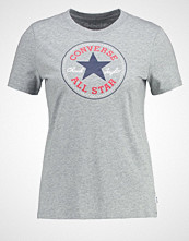 Converse CORE SOLID CHUCK PATCH Tshirts med print charcoal