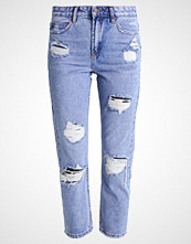 New Look Straight leg jeans mid blue