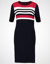 Wallis Strikket kjole navy