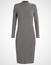 GAP Strikket kjole black/white