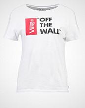Vans ANTHEM Tshirts med print white