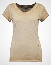 G-Star GStar ZADIUM 3D SLIM V T S/S Tshirts med print lt berber