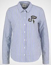 Vero Moda VMBADGE Skjorte bright white/blue